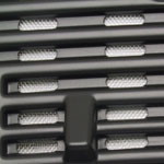 Stainless Steel Mesh Option